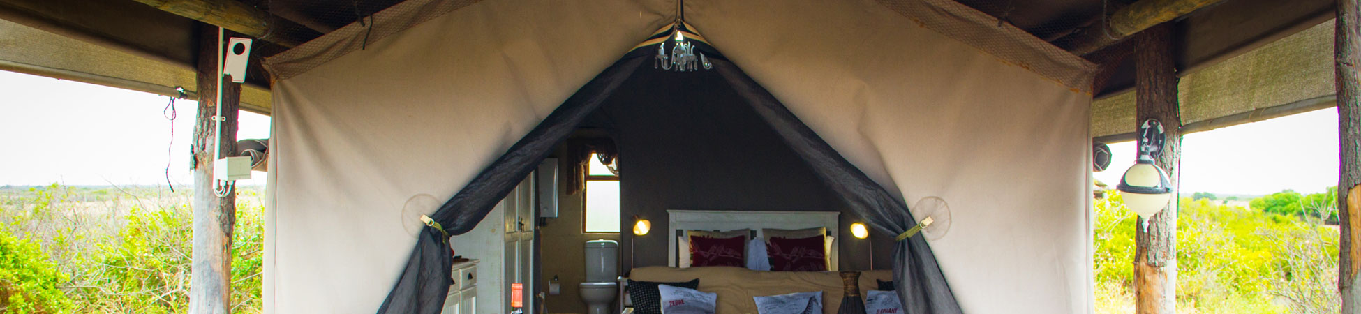 B&B Luxury Tents